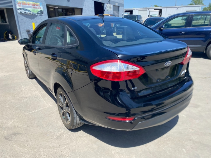Ford Fiesta 2019 price $9,800
