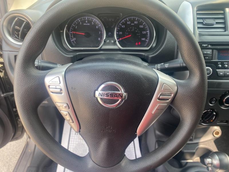 Nissan Versa Sedan 2017 price $7,400