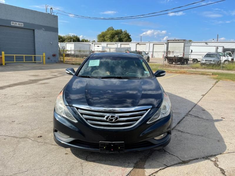 Hyundai Sonata 2014 price $10,500