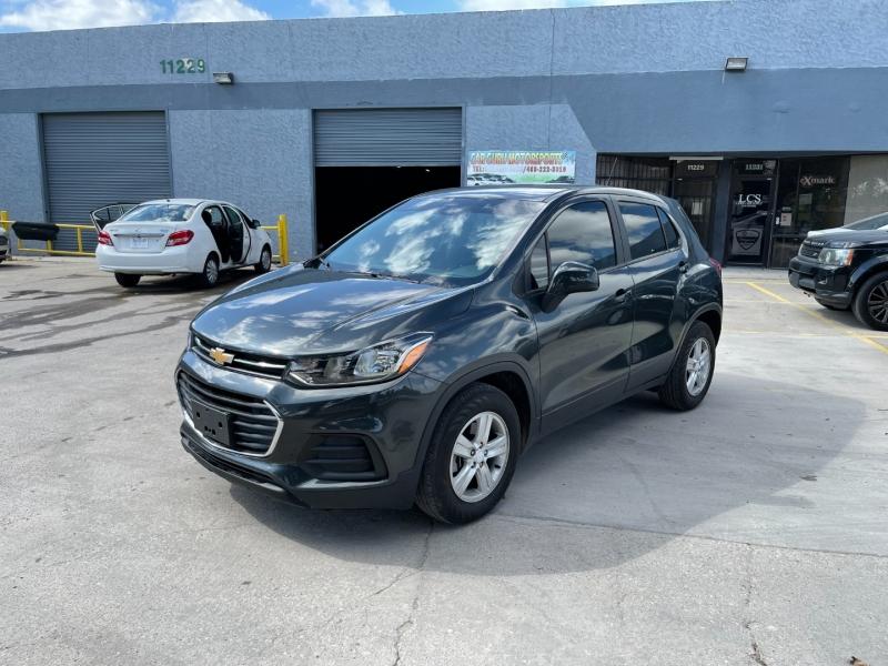 Chevrolet Trax 2020 price $16,900
