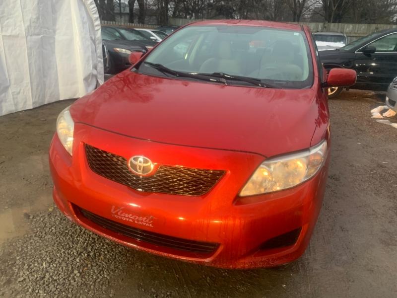 Toyota Corolla 2009 price $3,790