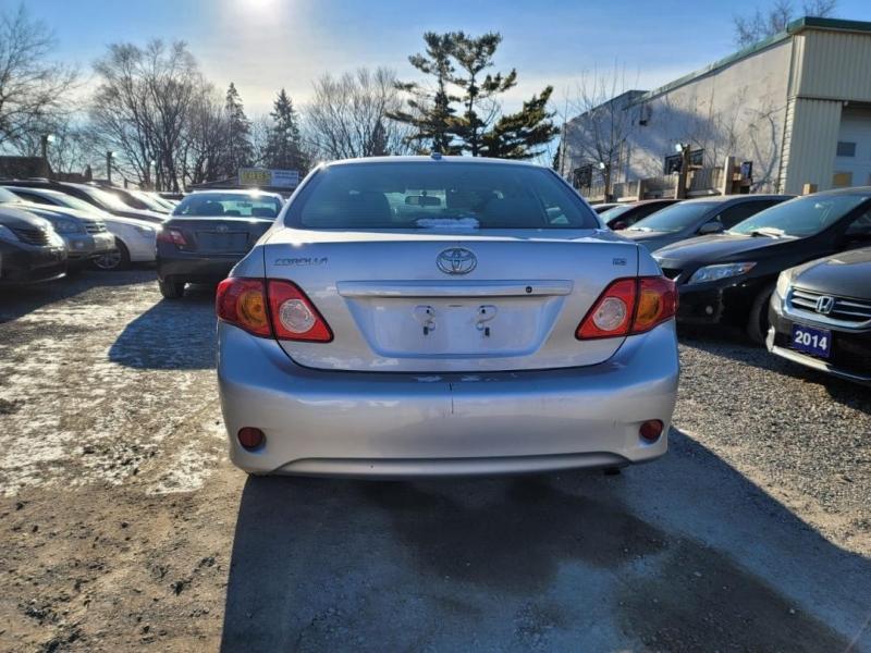 Toyota Corolla 2010 price $3,999