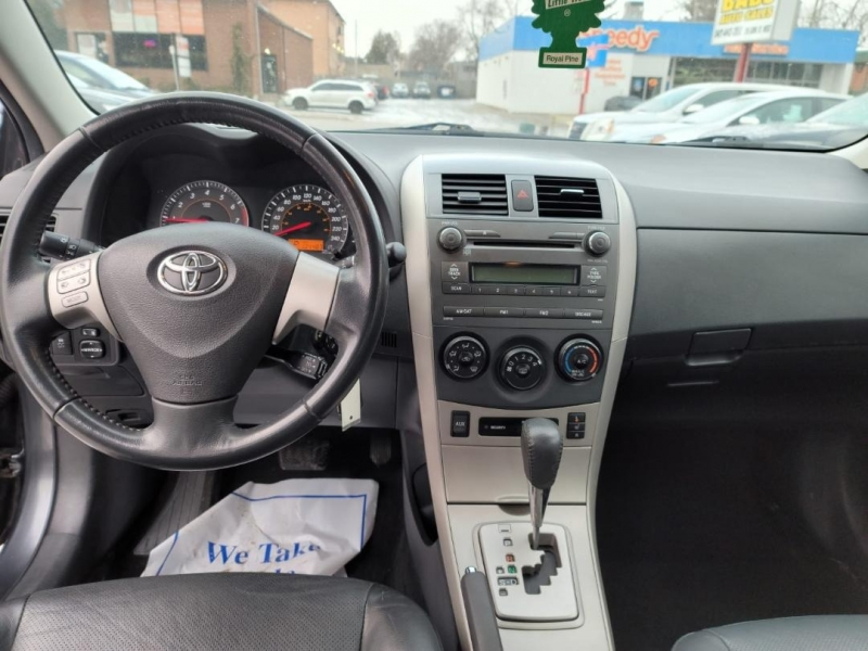 Toyota Corolla 2010 price $6,999
