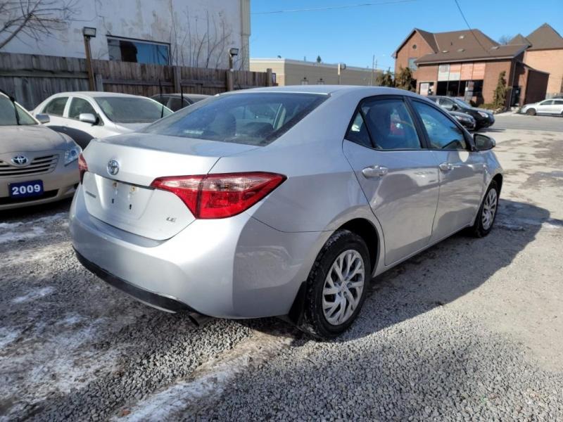 Toyota Corolla 2019 price $12,999