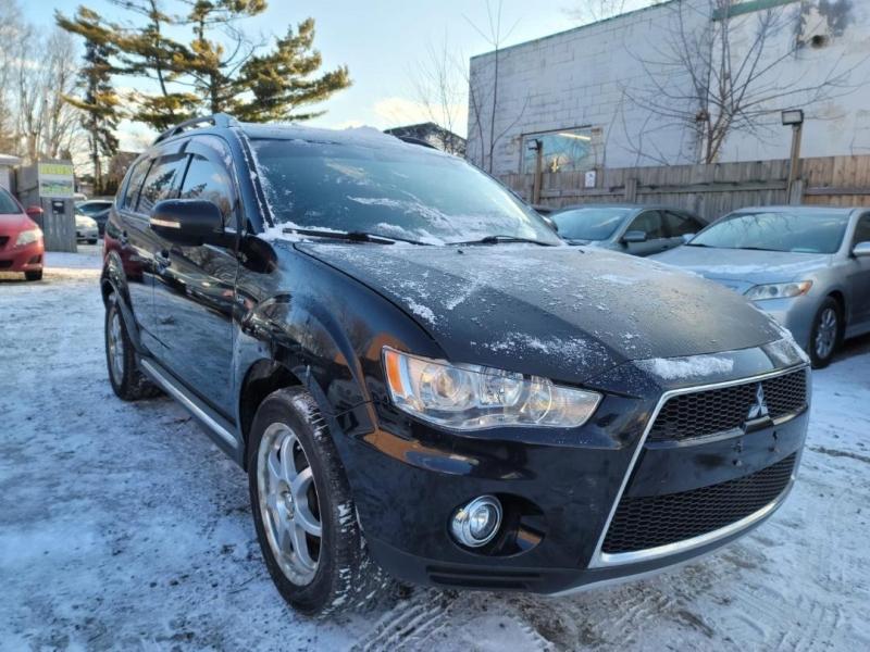 Mitsubishi Outlander 2013 price $6,999