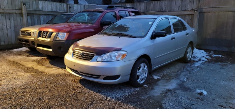 Toyota Corolla 2005 price $3,299