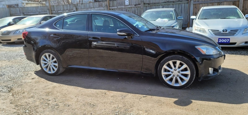 Lexus IS 250 2010 price $6,999