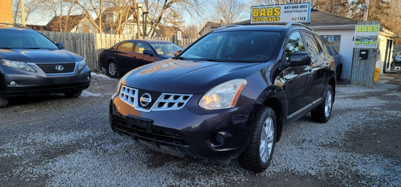 Nissan Rogue 2012 price $5,999