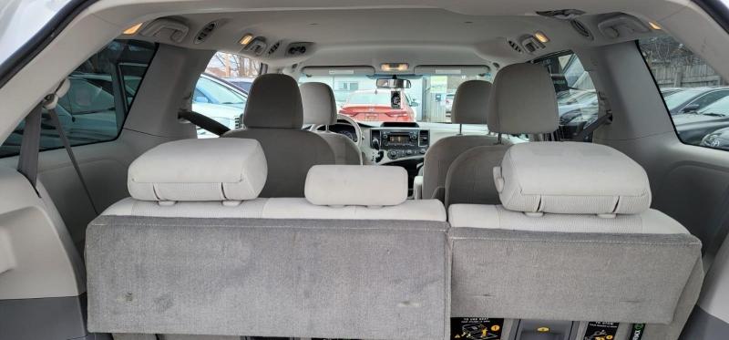 Toyota Sienna 2012 price $8,599