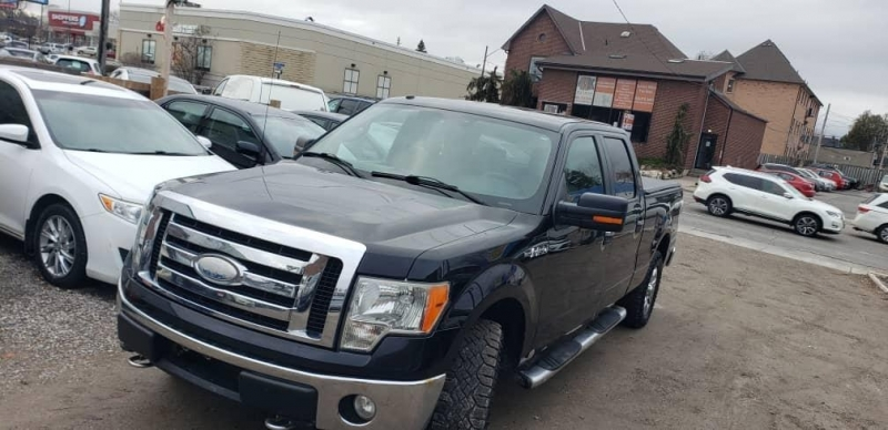 Ford F-150 2009 price $5,998
