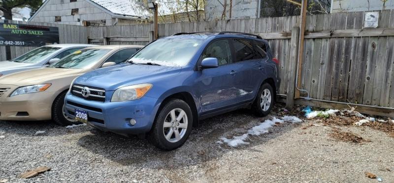 Toyota RAV4 2008 price $5,499