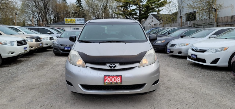 Toyota Sienna 2008 price $3,399