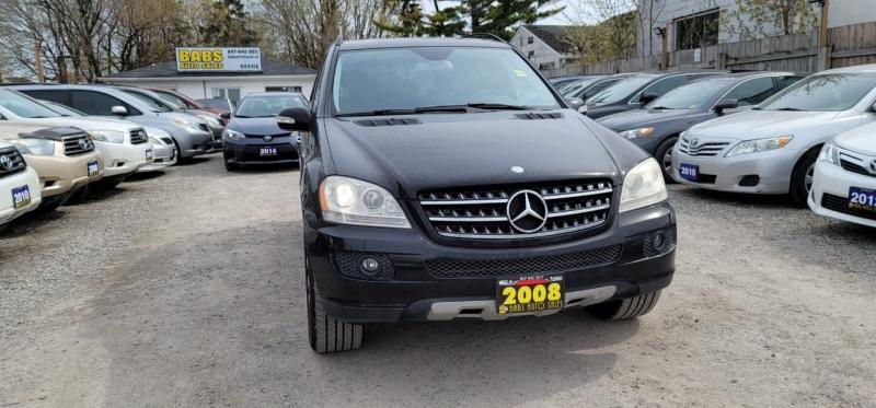 Mercedes-Benz M-Class 2008 price $5,999