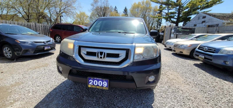 Honda Pilot 2009 price $5,999