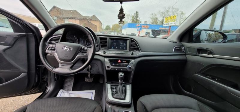 Hyundai Elantra 2017 price $9,898
