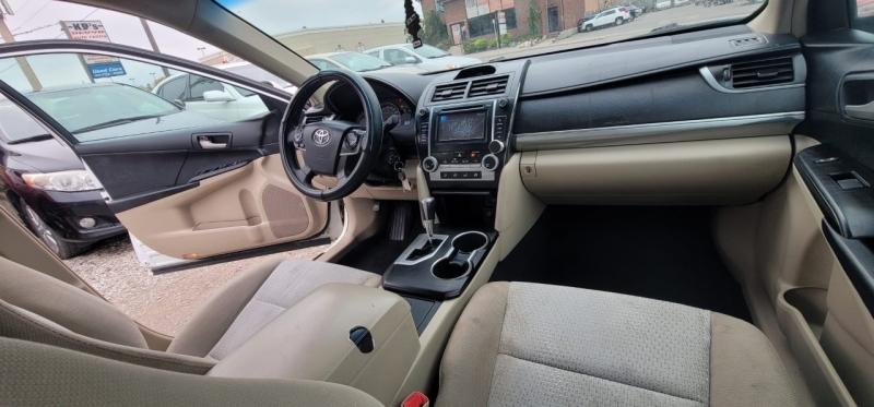 Toyota Camry 2012 price $6,599