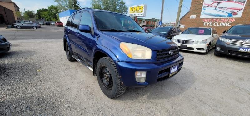 Toyota RAV4 2002 price $2,899