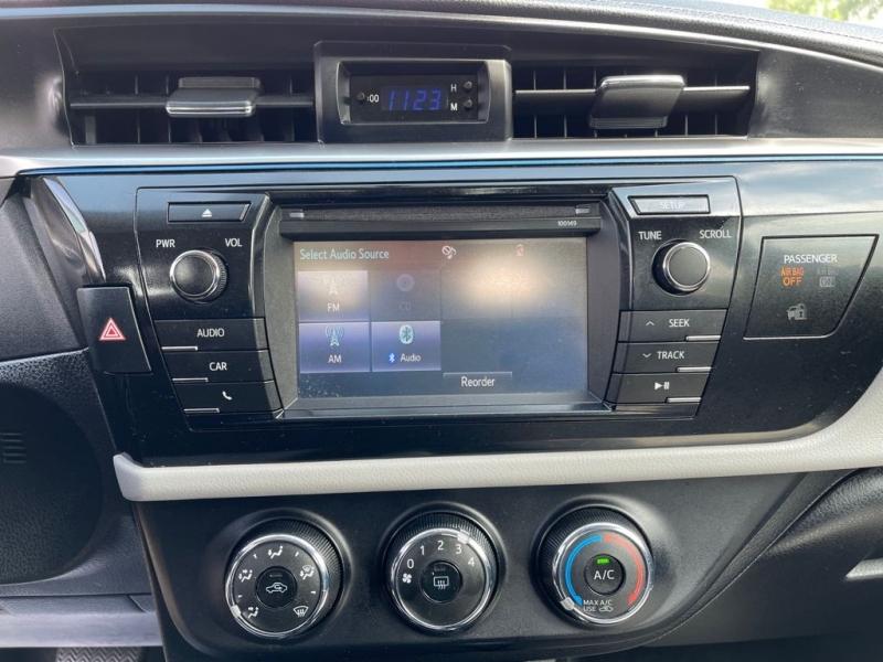 Toyota Corolla 2014 price $9,950
