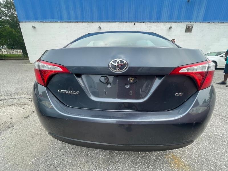 Toyota Corolla 2016 price $7,400