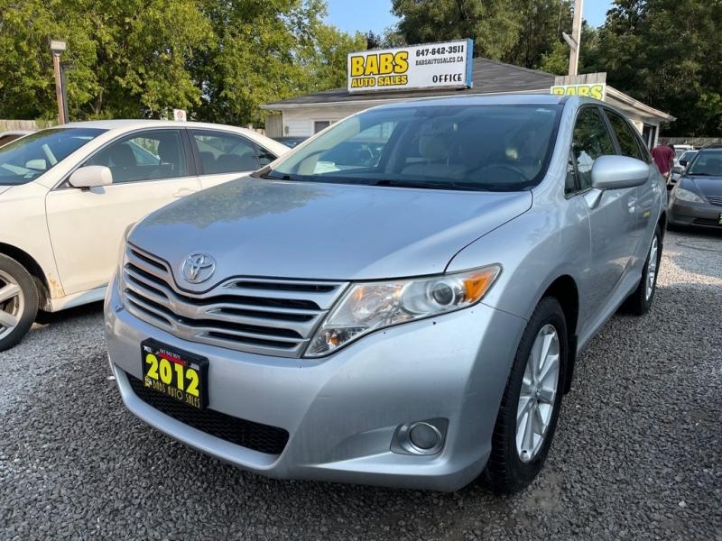 Toyota Venza 2012 price $9,995