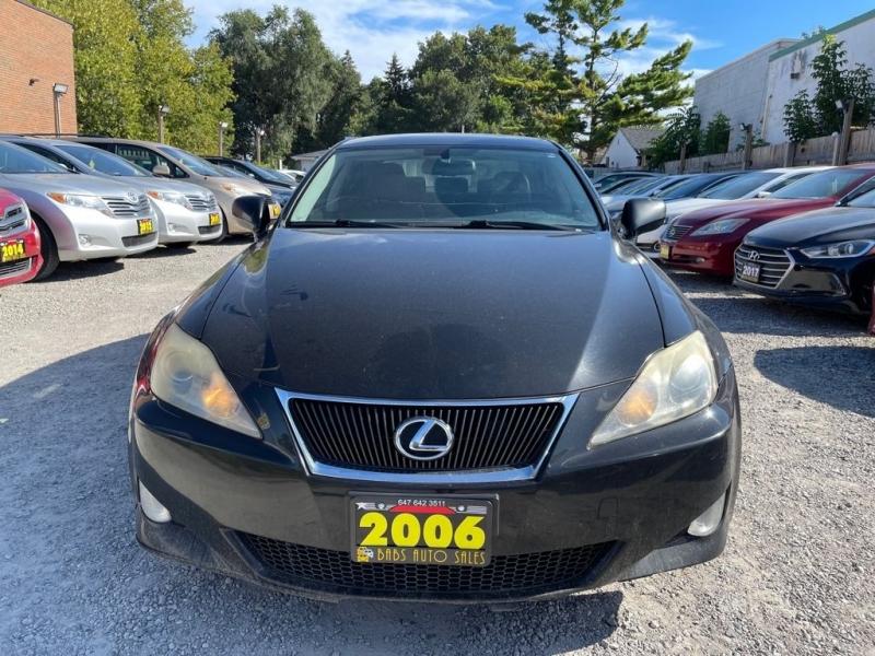 Lexus IS 250 2006 price $4,699