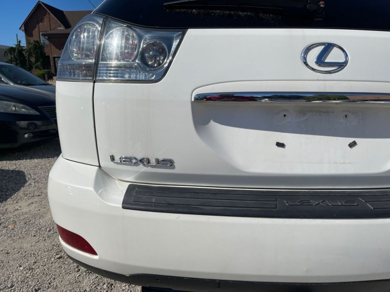 Lexus RX 350 2007 price $6,499