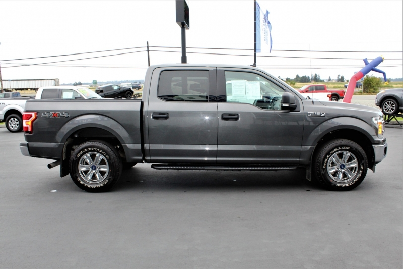 Ford F-150 2019 price $41,995