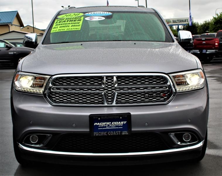 Dodge Durango 2020 price $39,995