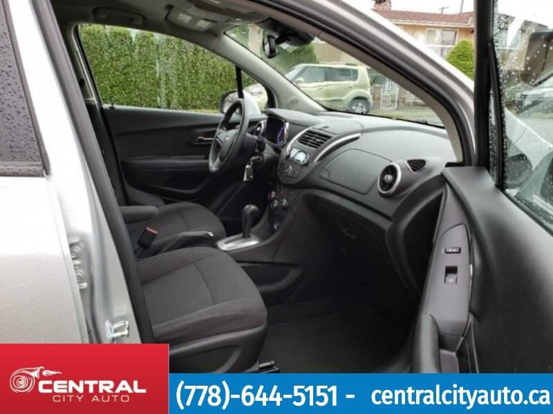 Chevrolet Trax 2015 price $16,995