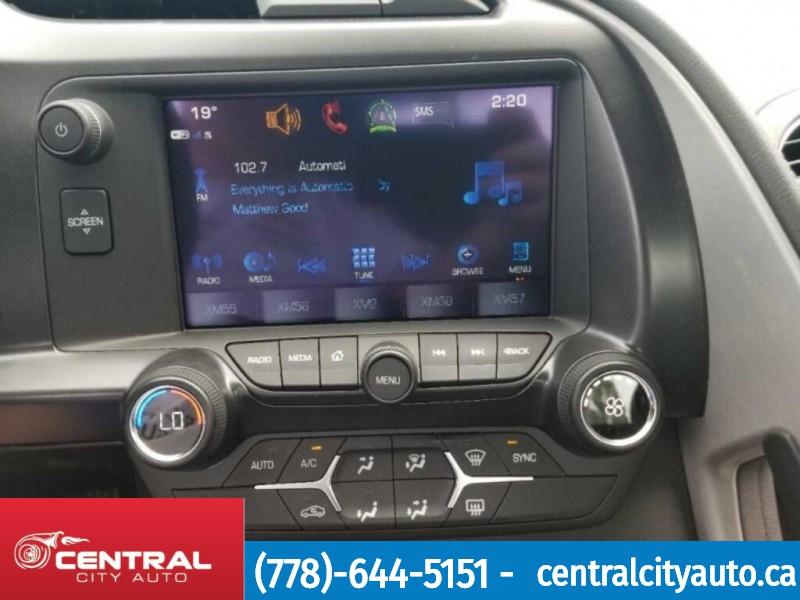 Chevrolet Corvette 2017 price $56,995