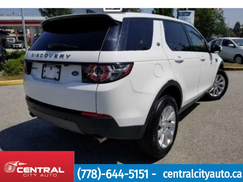 Land Rover Discovery 2018 price $40,488