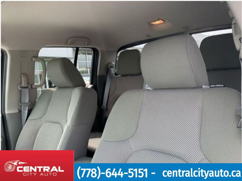 Nissan Frontier 2019 price $33,995