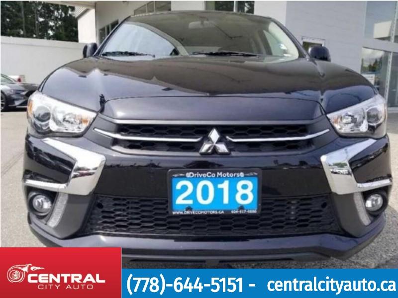 Mitsubishi RVR 2018 price $20,988