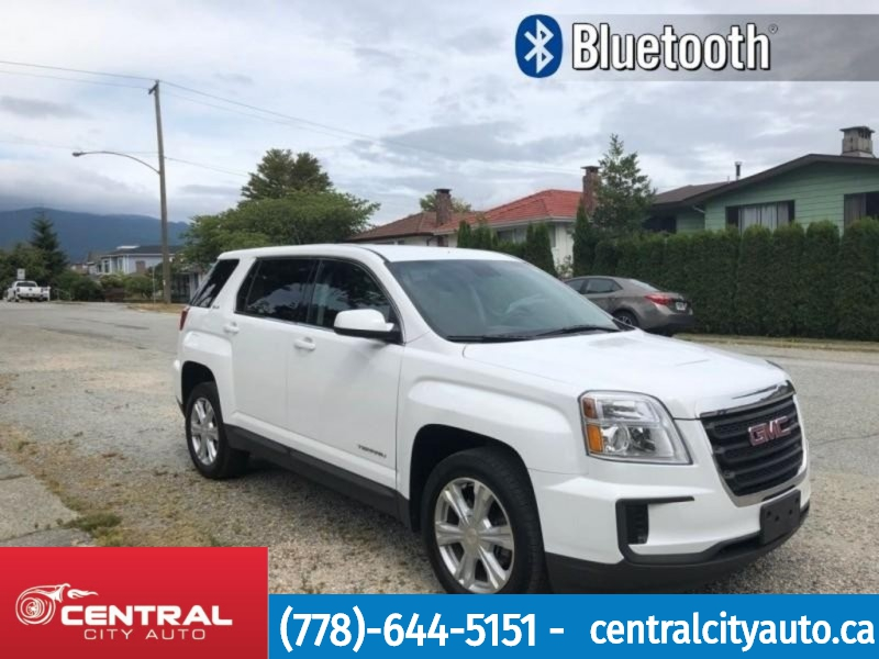 GMC Terrain 2017 price $21,995