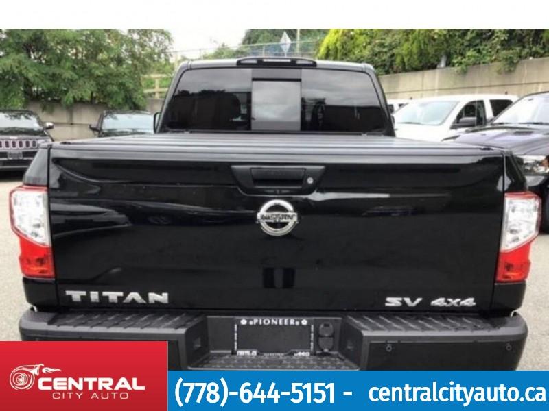 Nissan Titan 2018 price $38,999