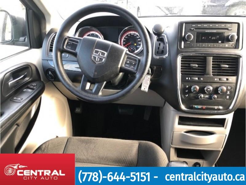 Dodge Grand Caravan 2016 price $13,888