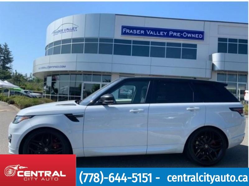 Land Rover Range Rover Sport 2016 price $69,888
