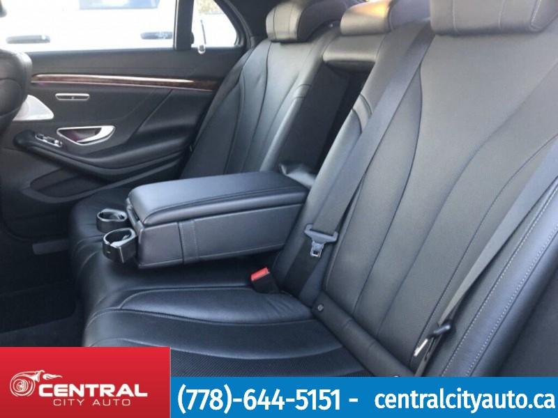 Mercedes-Benz S-Class 2014 price $59,900