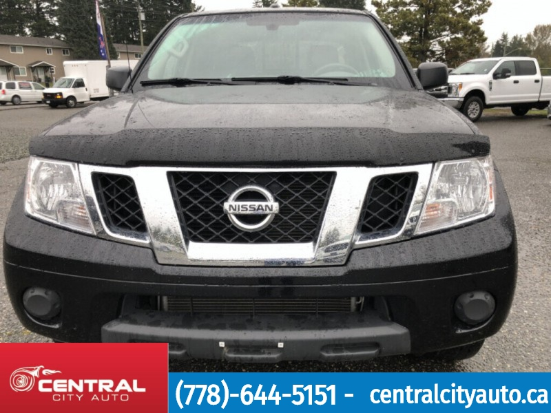 Nissan Frontier 2018 price $28,999
