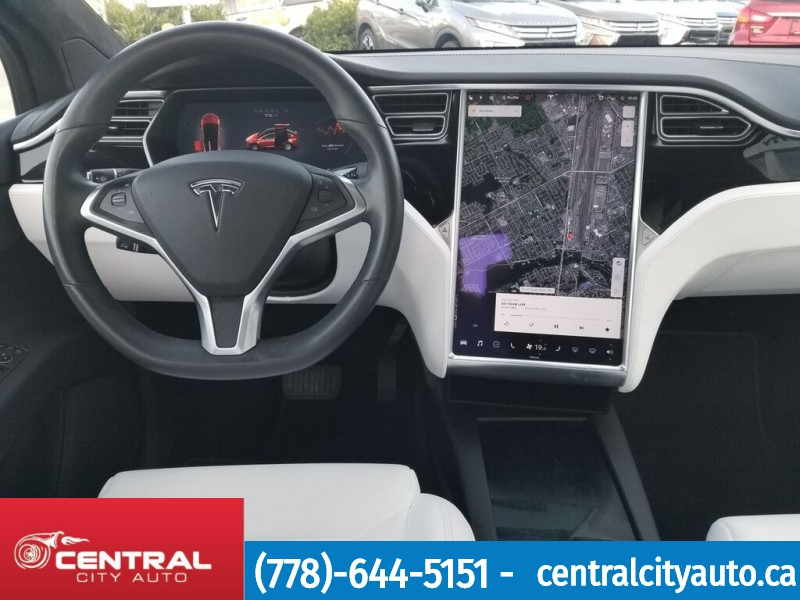 Tesla Model X 2017 price $84,995