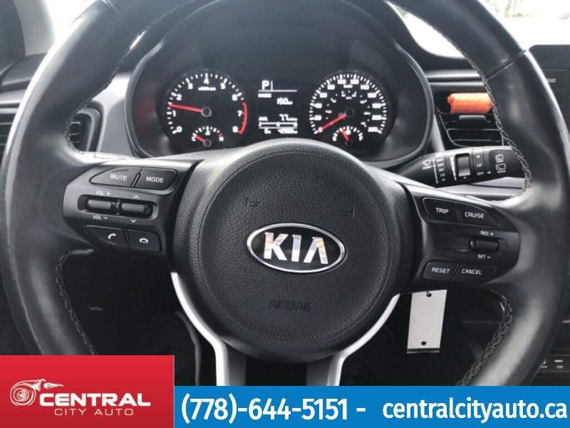Kia Rio 2018 price $15,999