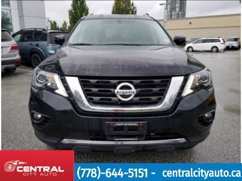 Nissan Pathfinder 2019 price $33,995