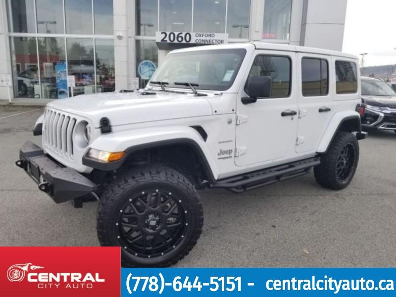 Jeep WRANGLER UNLIMITED 2019 price $49,995