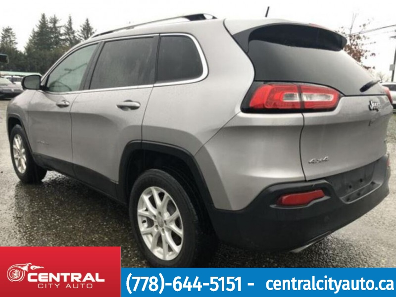 Jeep Cherokee 2017 price $25,999