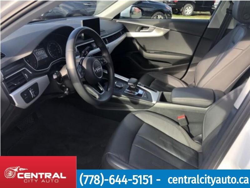 Audi A4 2019 price $36,999