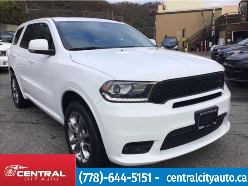Dodge Durango 2019 price $40,599