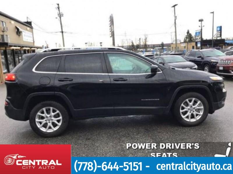 Jeep Cherokee 2017 price $25,650