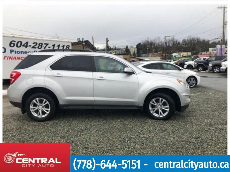 Chevrolet Equinox 2017 price $21,488