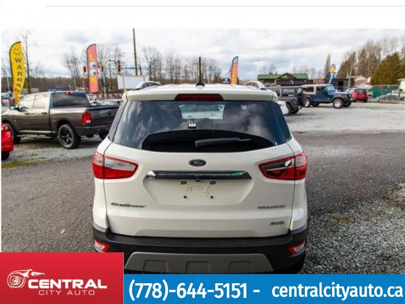 Ford EcoSport 2019 price $26,999