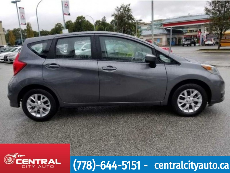 Nissan Versa Note 2018 price $16,495
